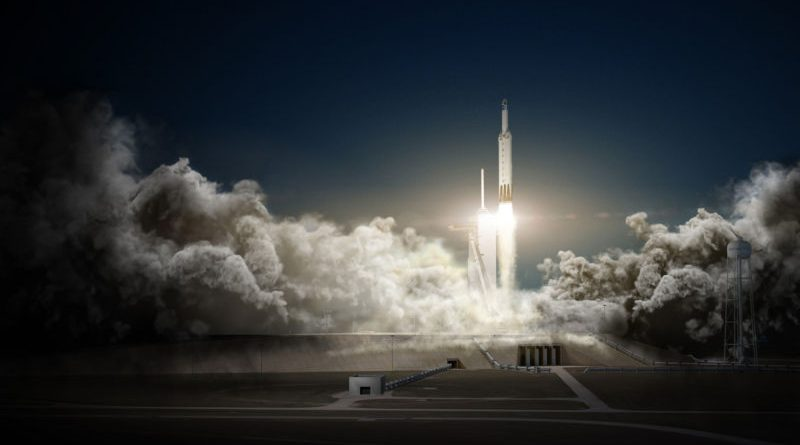 SpaceX plans to send two people around the Moon in late 2018 [Updated] | Ars Technica