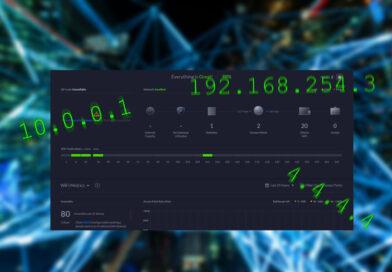 Changing Unifi Controller IP Address
